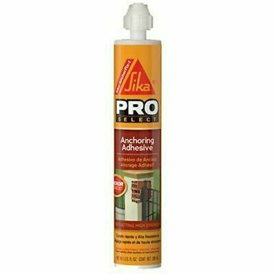 SIKA CORPORATION 112729 Anchor Fix 1, 10.1 Ounce