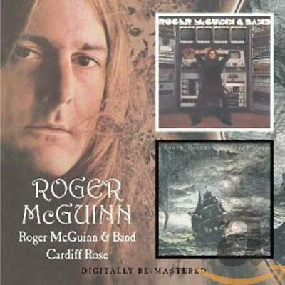 MCGUINN,ROGER - Roger McGuinn & Band / Cardiff Rose CD NEW