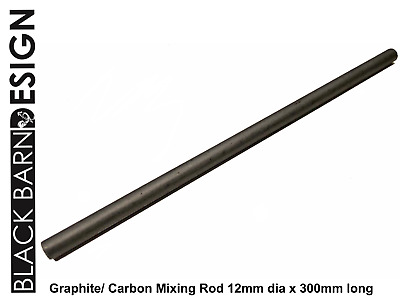 Stirring Rod For Metal Casting Gold Silver Bronze Aluminium Graphite Carbon