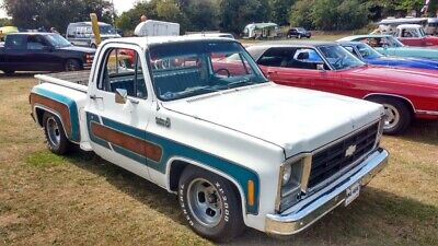 chevy c10 pick up truck