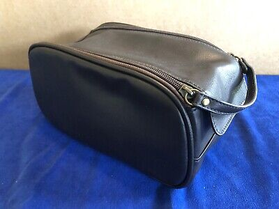 Pottery Barn Richmond Toiletry Case By Wolf Unused