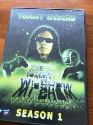 Rare Tommy Wiseau (Of The Room) Wi-Show Dvd Video Games Horror Cult Mondo Oop