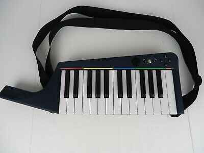 Harmonix Xbox 360 Rock Band 3 Wireless Keyboard 98161 WORKS GREAT