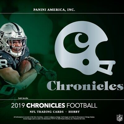 2019 Panini Chronicles Football Base,Parallels,SP, and Variations