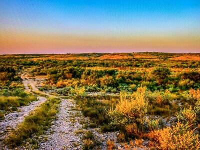 42+ Acre West Texas Ranch! Very Rare! Buildable! Residential With Location !