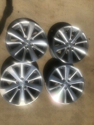 "Toyota Highlander 2008-2013 19"" Factory OEM Wheels Rims Set"