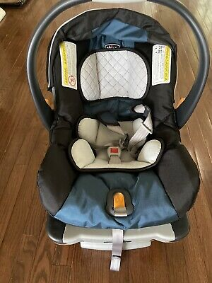 Chicco Bravo Keyfit 30 Car Seat Plus Base Lightly Used Exp June 2025