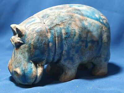 Holy Hippo civilization of ancient Egypt
