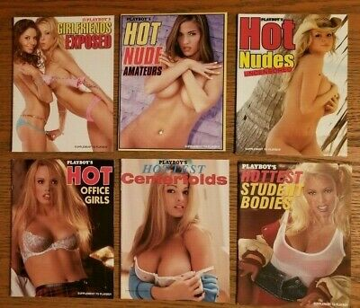 Playboy Special Edition, Lot of 6  (#3)