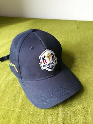 Ryder Cup Limited Edition Le Golf National Golfing Cap