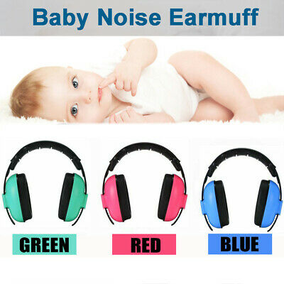 Ear Defenders Kids Toddlers Hearing Protection Autism Noise Reduction Earmuff_ir