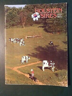 "1991-92 Abs Holstein Dairy Cattle Sire Directory - ""Melwood"" - ""Centra-Red"""
