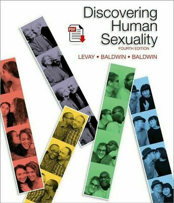 Discovering Human Sexuality Fourth 4th Edition by LeVay [E-B 00K]