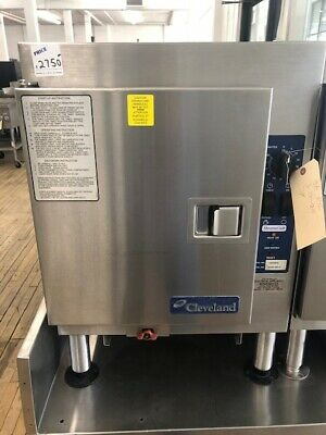 Reconditioned/Used: Cleveland, 1SCEMCS, Electric Steamer