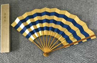 Luxury Sensu Japanese Fan Stripe pattern Antique Retro Cool Japan