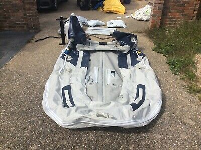Brand New Inflatable Boat Package With New Tohatsu Outboard & All Accessories