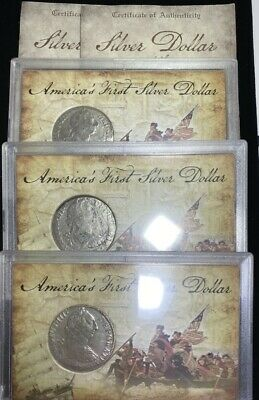 Lot of 3- Spanish 8Reales 1783 Mo FF 8R Silver Coin Foreign Rare Shipwreck Ra...
