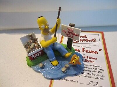 The Simpsons Gone Fission The Hamilton Collection