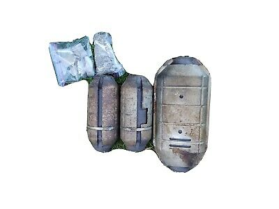 Three Catalytic converter scrap used