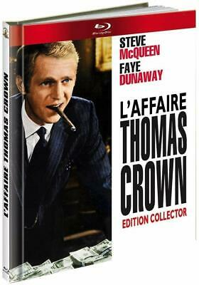 [Blu-ray]  L'affaire Thomas Crown [ Édition Digibook Collector ] NEUF cellophané