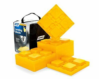 Camco 44505 RV Leveling Blocks - 10 pack (Pack of 10)