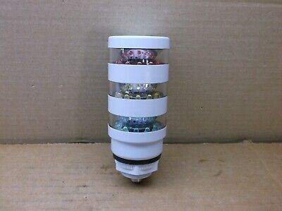 20090 Banner NEW Control Tower Signal Stack Light LED TL50BLG2YR1CQ