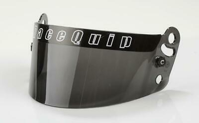 "Racequip Helmet  Pro 15  Visor - ""Dark Smoke ""-  - Spedeworth Oval Racing"