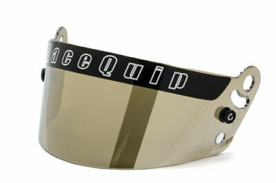 "Racequip Helmet  Pro 15  Visor - ""Mirror ""-  - Spedeworth Oval Racing"