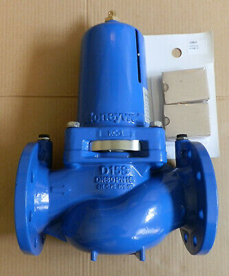 Honeywell D15S-80A Diaphragm Controlled Pressure Reducing Valve 16 bar DN 80