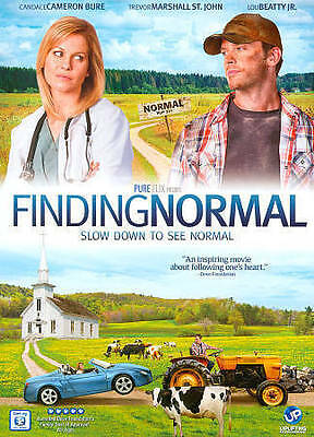 Finding Normal New DVD! Ships Fast!