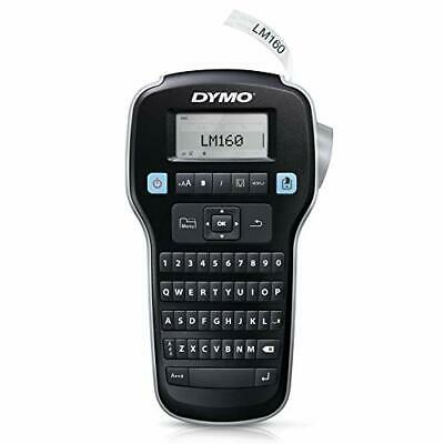 DYMO 160 Portable Label Maker, One-Touch Smart /QWERTY Keyboard, Large Display