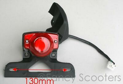 Peace Sports Tpgs-824 Tail Light With Bracket (3 Wires)