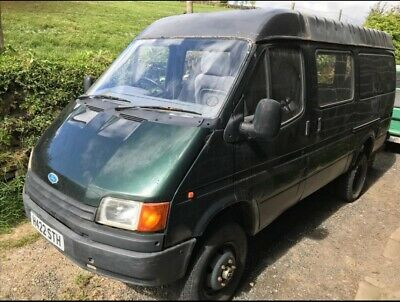 Ford Transit County 4X4 Di TURBO van land rover
