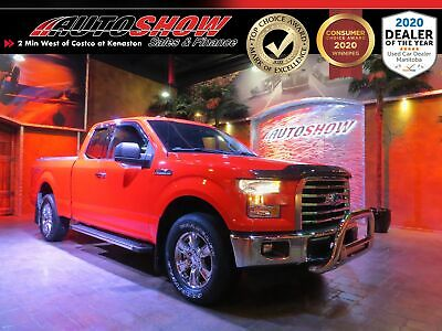 2017 Ford F-150 Immaculate XTR 4x4!  Big Upgrades!! 2017 Ford F-150 for sale!