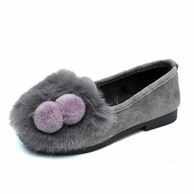 Winter Children's Comfortable Shoes Girls Lovely Cotton Shoes Kids Casual Shoes