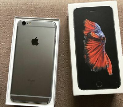 Unlocked Apple iPhone 6s Plus 32GB Space Grey 'Good condition' with warranty