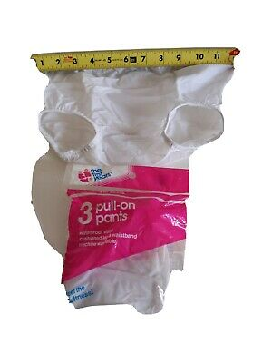 vintage diapers two the first years vinyl training Plastic Pants new