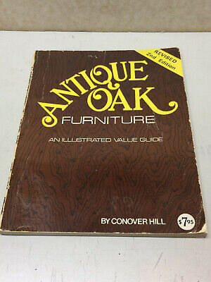 Value Guide To Antique Oak Furniture Book