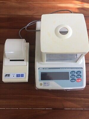 A&D AND GF 400 Precision Balance Scale