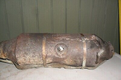 Scrap OEM  (8.14 lbs) Catalytic Converter for recycle only/USED
