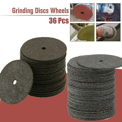36pcs 24mm Cutting Discs for Minicraft Rotary Tool Cut Off Wheel`