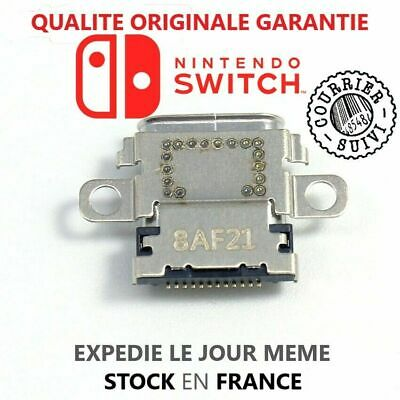 Connecteur De Charge Nintendo Switch  Qualite Original