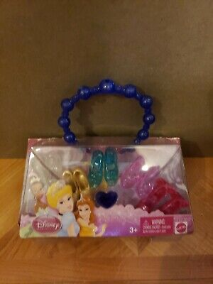 Disney Princess Accessory Pack Crowns & Jewelry For Dolls - Bracelet For Girls!