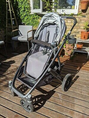 UPPAbaby Vista Denny Travel System Single Seat Stroller