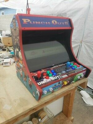 Bartop Arcade 10000 games any theme, any color
