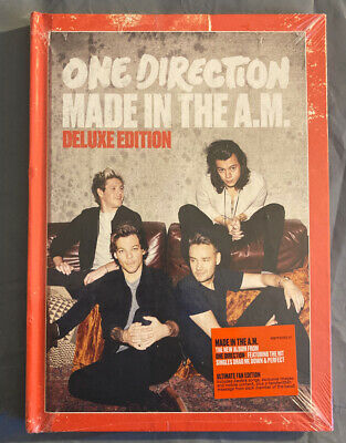 One Direction - Made In The A.M. (Deluxe Edition)(New/Sealed)