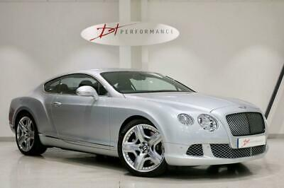 2011 H Bentley Continental 6.0 Gt Mds 2D 567 Bhp