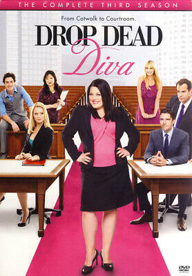 Drop Dead Diva - The Complet Saison 3 (Coffret) Neuf DVD