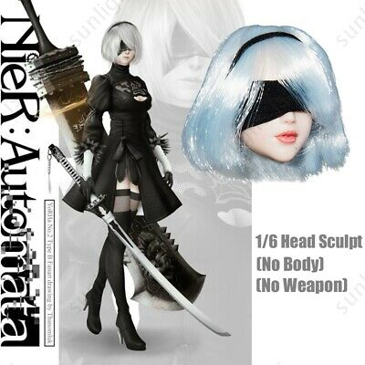 """1m DIY Purple hair Wig For OB AZONE 12/"""" Action Figure Doll No.11"""