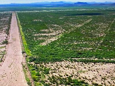 320 Very Rare Acres - West Texas Ranch 1/2- Of Section ! Spectacular Location!